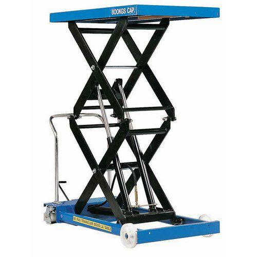 Afbeelding van Mobiele heftafel - Hefvermogen 800 kg