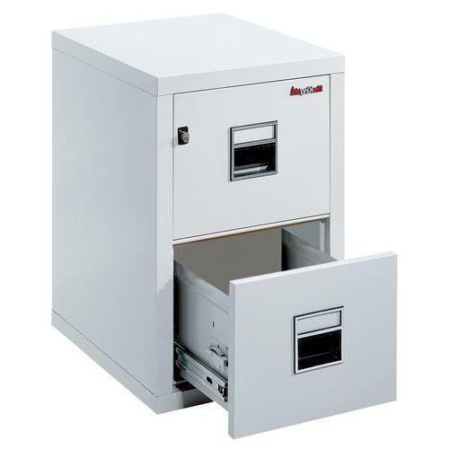 Brandwerende kast met laden voor hangmappen FireKing® Compact