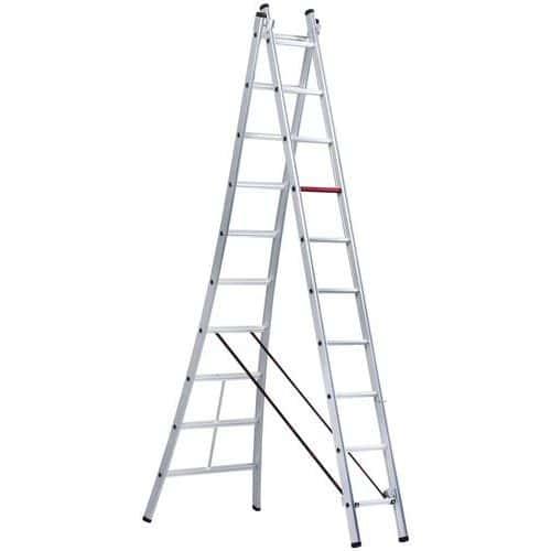 Rocky aluminium ladder
