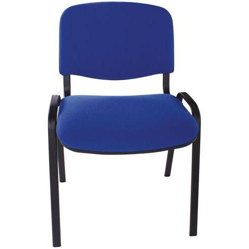 Pleasant Zwart En Stoffen Fancy Bezoekersstoelen Bij Manutan Uwap Interior Chair Design Uwaporg