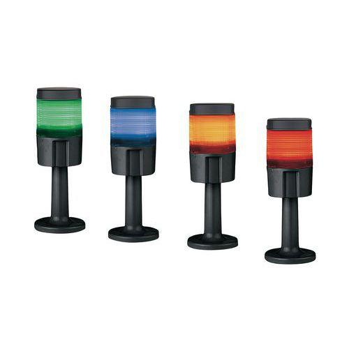 Afbeelding van Meerkleurige LED-lichtbalk