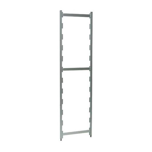 Aluminium staander Medidul Iso Stock