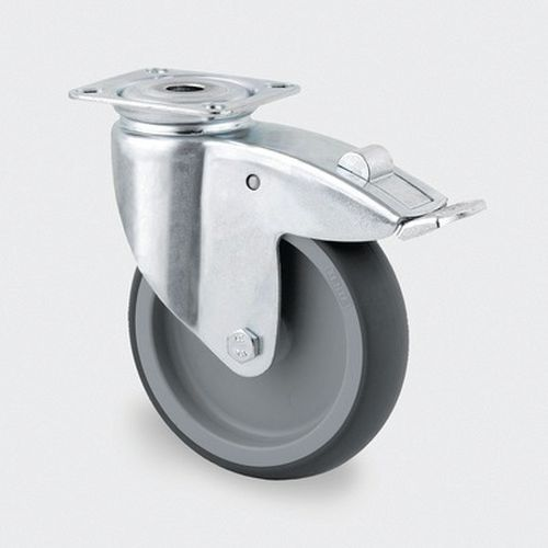 Zwenkwiel, INST. PP. - stat.draagverm. 80-320 kg-serie 2470