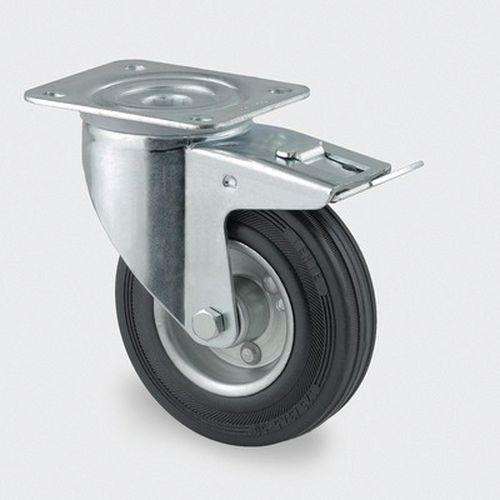 zwenkwiel  staalpl. stat.draagverm.140-1000 kg.serie 3470