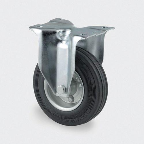 bokwiel IND. staalpl. stat.draagverm. 140-410 kg.serie 3370