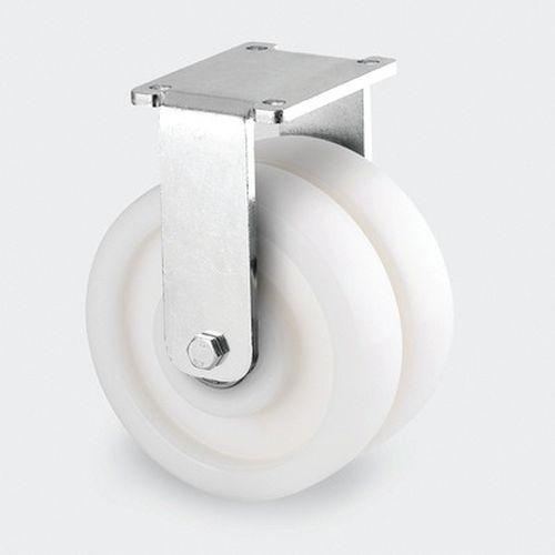 bokwiel, nylon. - stat.draagverm. 1200-1500 kg - serie 9940