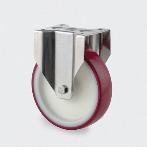 Bokwiel nylon-HD-stat.draagverm. 600-1600 kg - serie 8670