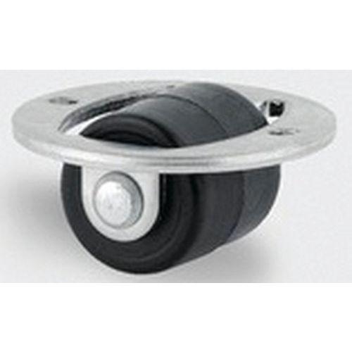bokwiel, INST. nylon - stat.draagverm. 30 kg - serie 1298
