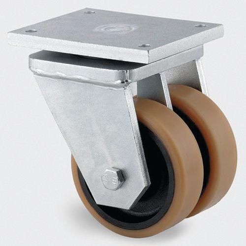 zwenkwiel staalpl. stat.draagverm. 1800-15000 kg.serie 9950