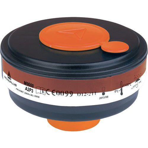 Dispenser met 4 Filterpatronen A2P3
