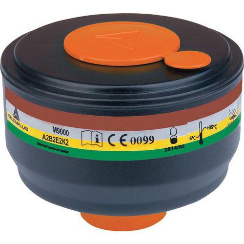 Dispenser met Filterpatronen A2B2E2K2
