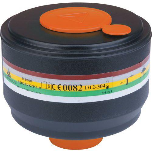 Dispenser met 4 Filterpatronen A2B2E2K2P3