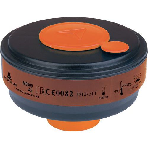 Dispenser met 4 Filterpatronen Ax