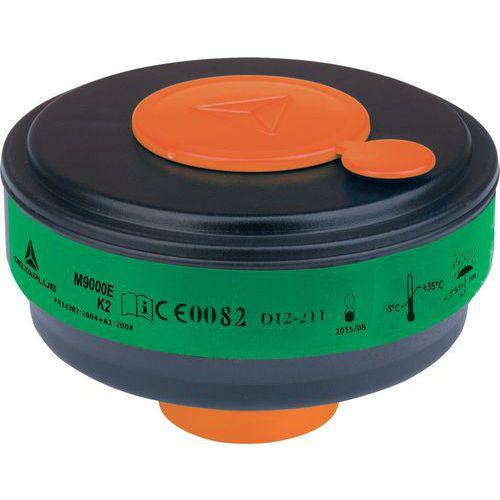 Dispenser met 4 Filterpatronen K2
