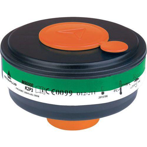 Dispenser met 4 Filterpatronen K2P3