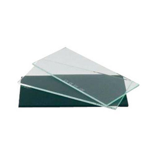 Lasscherm scherm kleurloos polycarbonaat