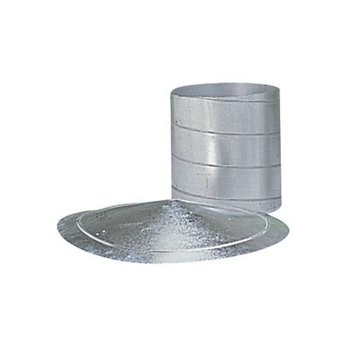 Beschermkap voor flexibele ventilatiebuizen - Ø 160 tot 315 mm