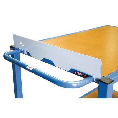 Optie handbescherming voor Fimm-gereedschapswagens van 500 kg