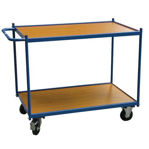 Werkplaatswagen - Verticale stang - Laadvermogen 250kg
