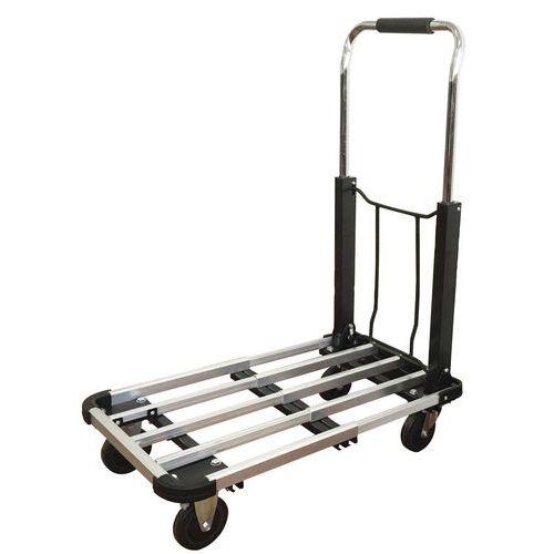 Vouwwagen met aluminium platform - draagvermogen 150 kg
