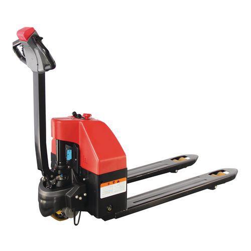 Ergonomische, elektrische pallettruck - Draagvermogen 1500 kg