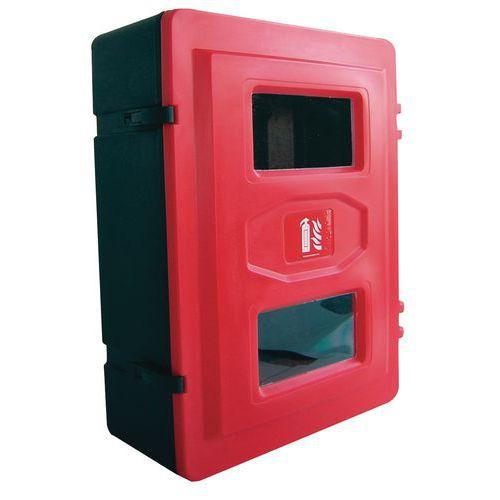 Koffer voor 2 brandblussers