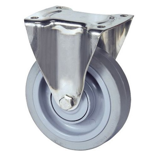 Bokwiel staal - stat.draagverm 320 kg - Serie 8470