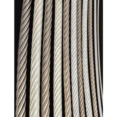 Bewerkte kabel van roestvrij staal - Volgende meter