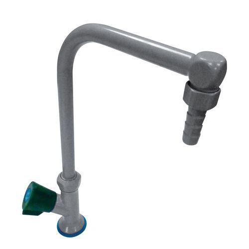 Laboratorium waterkraan