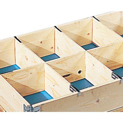 Tussenschotten voor verhogingen in hout