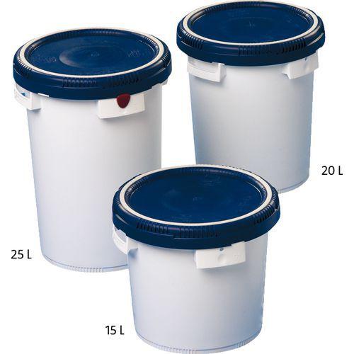 Waterdichte en beveiligde container Click Pack - 20 en 25l