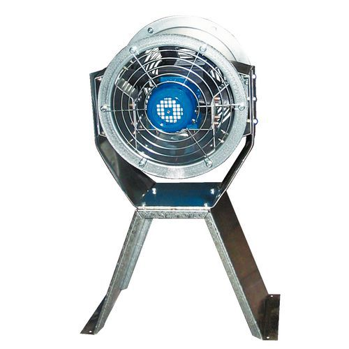 Draagbare schroefventilator - 230 V enkelfasig