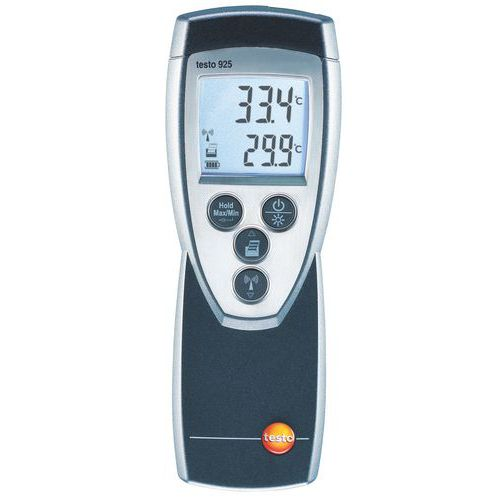 Multifunctionele thermometer Testo 925