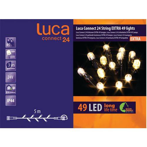 Verlichting Luca connect 24 extra snoer 500 cm