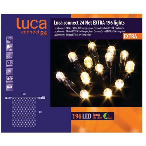 Verlichting Luca connect 24 netgordijn