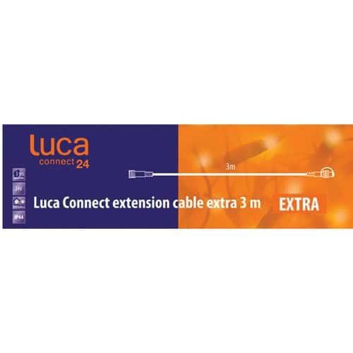 Verlichting Luca Connect 24 - verlengsnoer