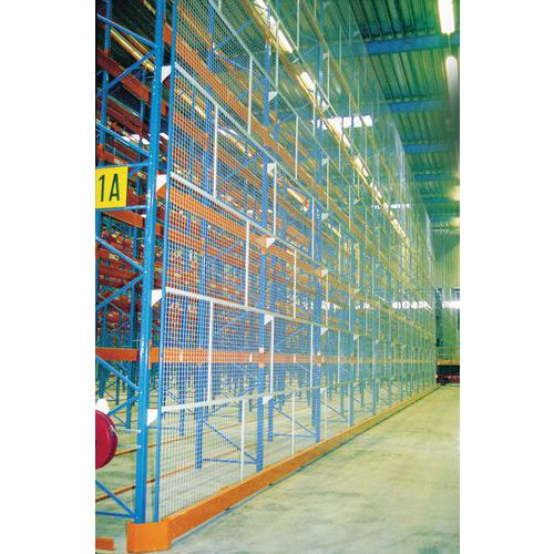 Bescherming voor stelling Easy-Rack - Valbeveiligingsrooster