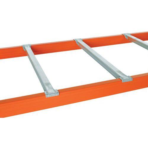 Dwarsligger Clip-Fix - voor palletlading