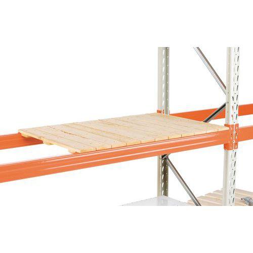 Houten legbord Clip-Fix