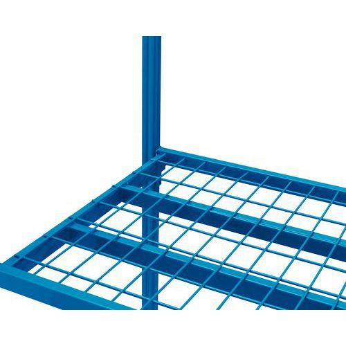 Legbord Massik - Gaaslegbord - Diepte 1000 mm