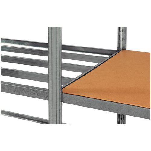 Buislegbord Combi-Fix - Breedte 1000 mm - Verzinkt