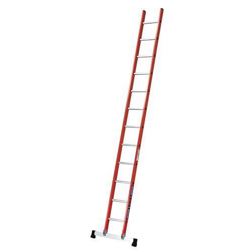 Enkele isolerende ladder