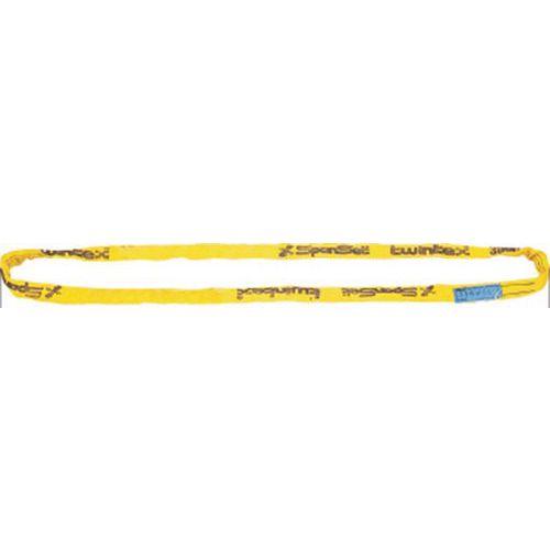 Extra meter voor eindloze ronde hijsband van polyester Twintex - Hefvermogen 1000 tot 6000 kg
