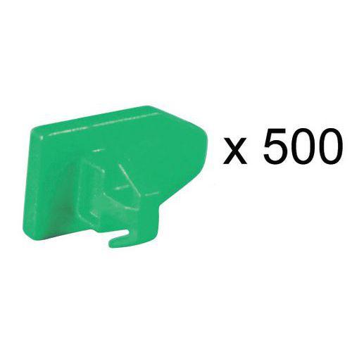 Veiligheidszegel voor multifunctionele stapelbak - Set van 500