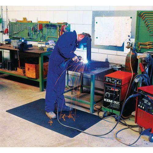 Ergonomische antivermoeidheidsmat voor lassen - In tapijtvorm
