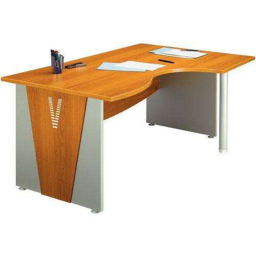 Compact bureau Visio - Wangenonderstel