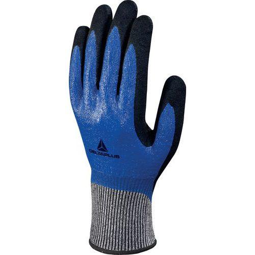 Handschoen Deltanocut Dubbele 100% Nitril Coating maat 13