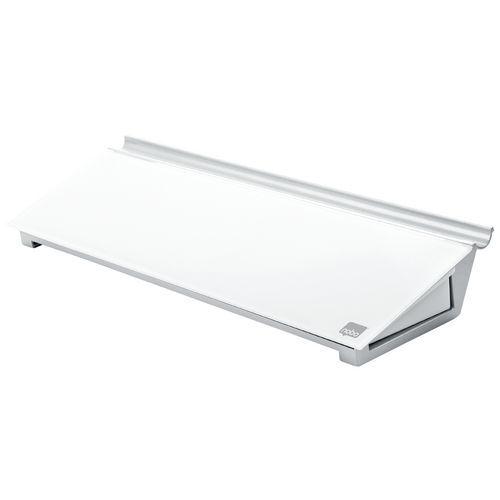 Notitiestandaard voor bureau - Nobo Diamond Glass