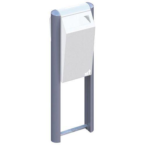 BINsystem aluminium profiel - Vepabins