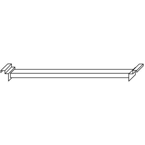 Versterkingsdwarsligger voor legbord Combi-Clip